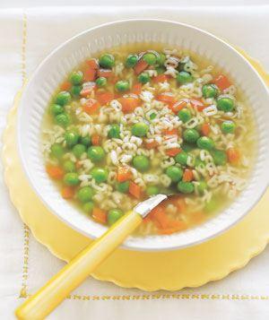 $12.00 Alphabet Noodle Soup