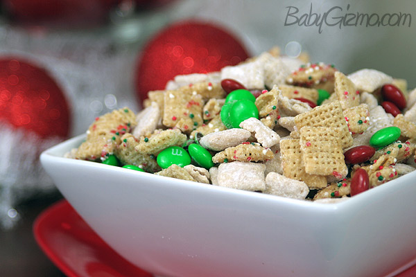 Holiday Chex Mix – Gluten Free Snack