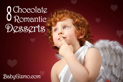 8 Romantic Chocolate Desserts