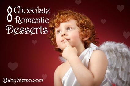 8 Romantic Chocolate Desserts