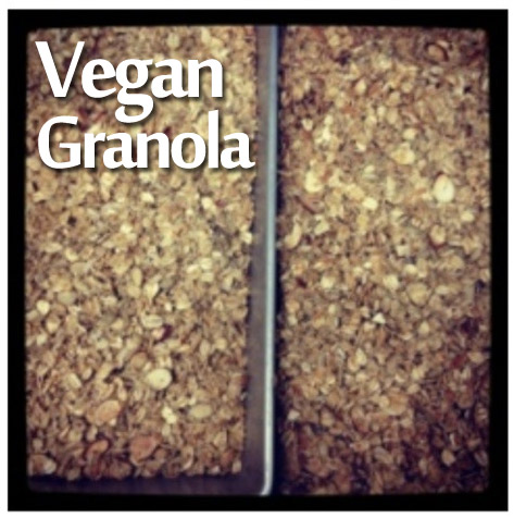 Recipe: Vegan Granola