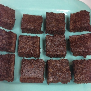 Recipe: World's Best Brownies