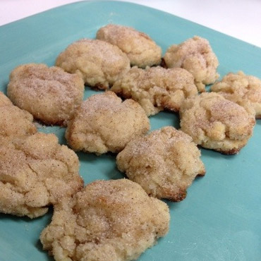 Old Fashioned Snickerdoodles Cookie Recipe