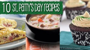 10 Fun St. Patty's Day Recipes
