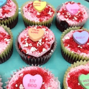 Recipe: Valentines Day Cupcakes