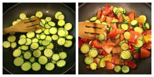 vegetariana Collage