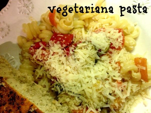 vegetariana
