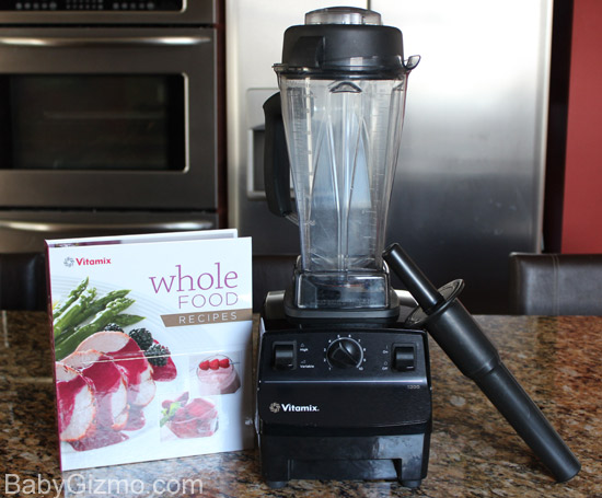 Healthy Family Eating with the Vitamix +GIVEAWAY