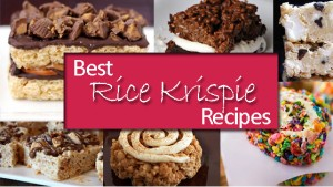 10 Great Rice Krispie Recipes