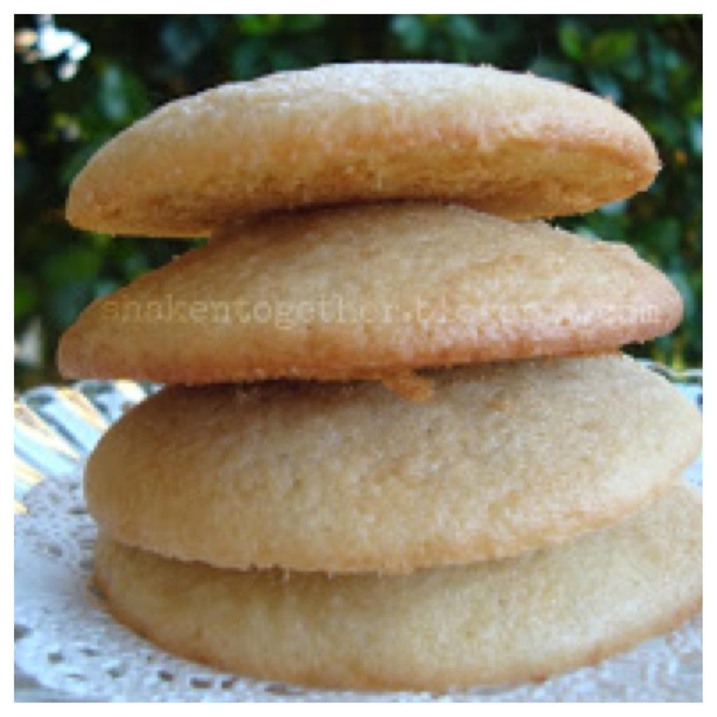 Soft Lemonade Sugar Cookies