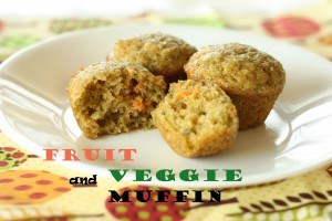 Fruit and Veggie Muffins.com