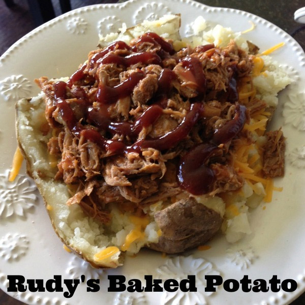 Rudy's Baked Potato Recipe