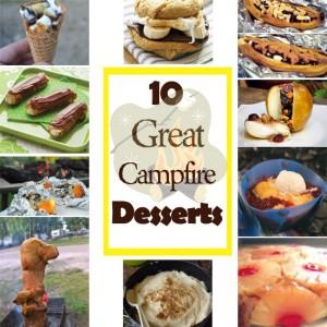 10 Campfire Desserts