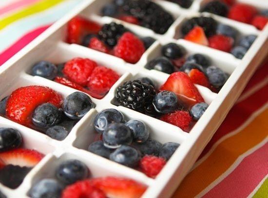 fruit cubes