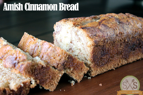 Easy to Make Amish Cinnamon Bread