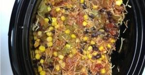 Recipe: Cheesy Taco Chicken In The Crockpot