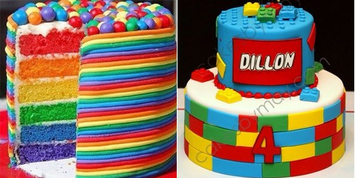 Cool Birthday Cake Inspirations