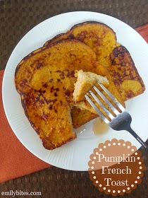 Pumpkin French Toast 8b