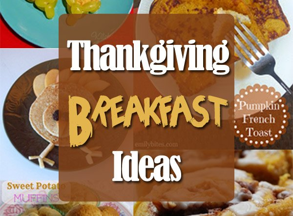 Thanksgiving Breakfast Recipe Ideas
