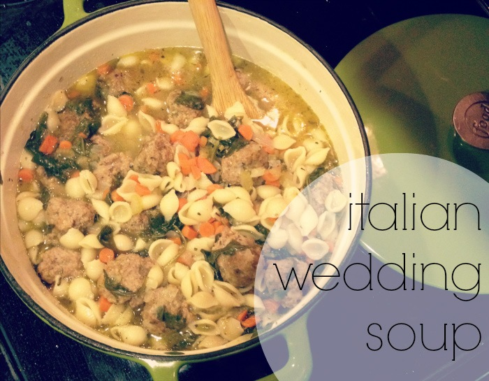 Itlian Wedding soup