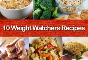 10 Weight Watchers Recipes to Get Back On Track