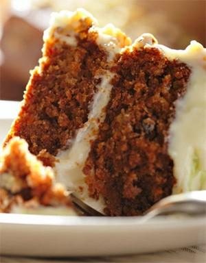 Carrot Cake Panera