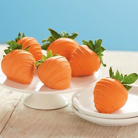 Carrot Strawberries