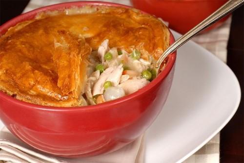 WW chicken pot pie