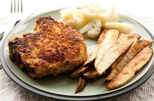 WW Pork Chops