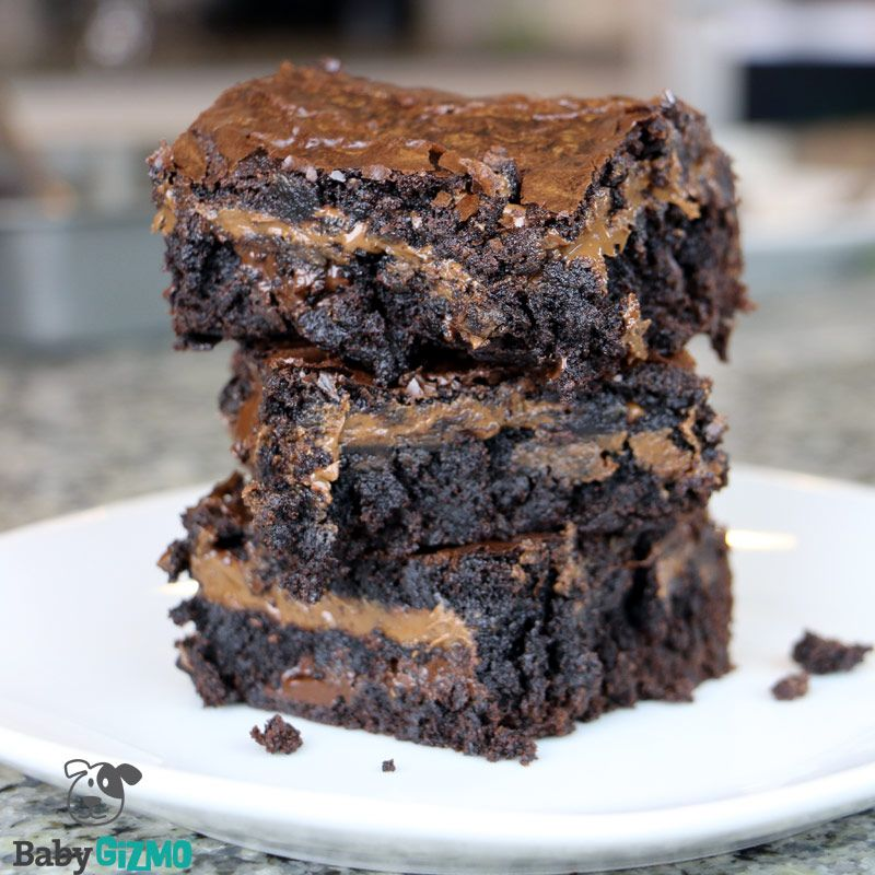 Hershey Bar Brownies Recipe