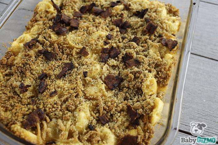 Mac & Cheese Tortellini Recipe